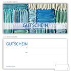 Geschenkgutscheine, Motiv Zahnpasta-Collage