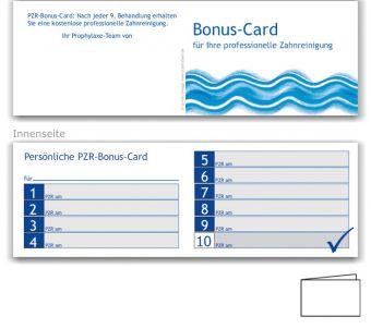 10er PZR-Bonuspass, Motiv Pastawelle
