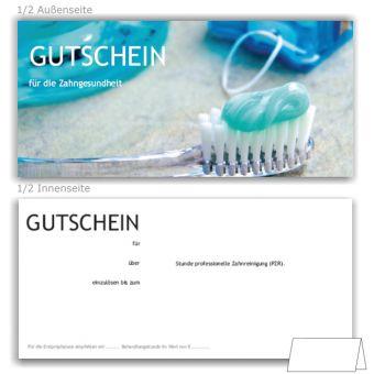 PZR-Gutscheine, Motiv Accessoires