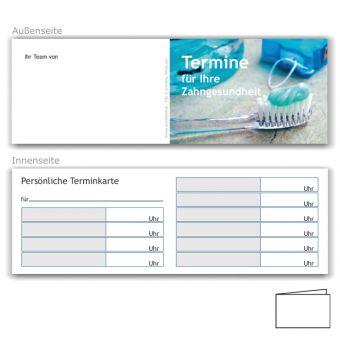 Terminkarten, Motiv Accessoires