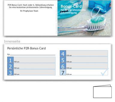7er PZR-Bonuspass, Motiv Accessoires