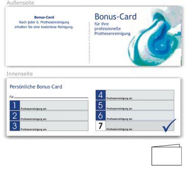 7er Bonuspass, Motiv Aquarell