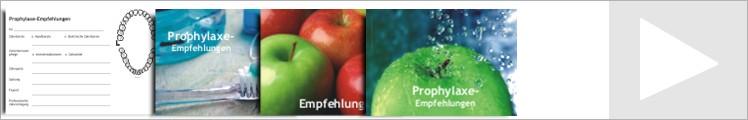 Prophylaxeempfehlungen